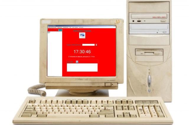 Come trasformare un vecchio PC in un timbracartellini