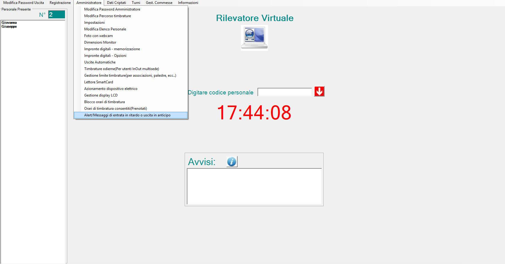 Gestione_orari_entrate_ritardo_uscite_anticipo_menu