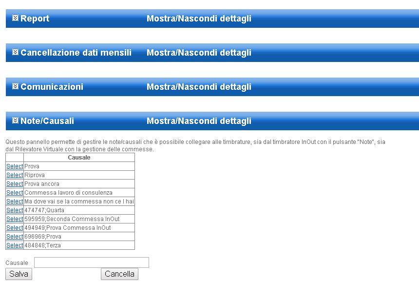 timbrare_con_lo_smartphone_Causali_Predefinite