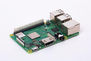 Immagine di Raspberry Pi 3 Modello B+