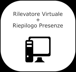 Immagine di Pacchetto Rilevatore Virtuale PRO Plus + Riepilogo Presenze