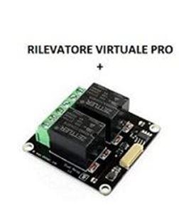 Immagine di Pacchetto Rilevatore Virtuale PRO  + Relè